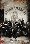 Sons Of Anarchy - Sesong 4 (DVD)