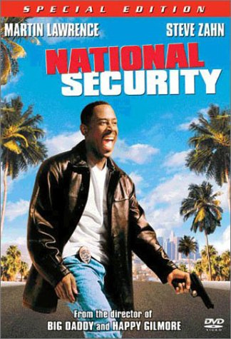 National Security (DVD - SONE 1)