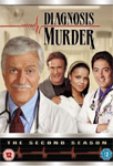 Diagnosis Murder - Sesong 2 (UK-import) (DVD)