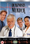 Diagnosis Murder - Sesong 3 (UK-import) (DVD)