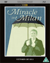 Miracle In Milan (UK-import) (Blu-ray + DVD)
