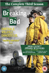 Breaking Bad - Sesong 3 (UK-import) (DVD)