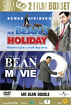 Mr. Bean's Holiday / Mr. Bean - The Movie (DK-import) (DVD)