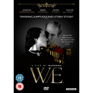W.E. (UK-import) (DVD)