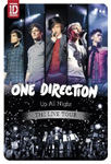 Produktbilde for One Direction - Up All Night: The Live Tour (UK-import) (DVD)