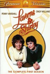Laverne & Shirley - Sesong 1 (DVD - SONE 1)