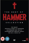 The Best Of Hammer Collection (UK-import) (DVD)