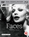 Faces (UK-import) (Blu-ray + DVD)