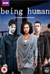 Being Human - Sesong 4 (UK-import) (DVD)