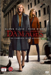 Damages - Sesong 3 (DVD)