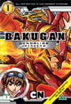 Bakugan: Gundalian Invaders - Del 1 (DVD)