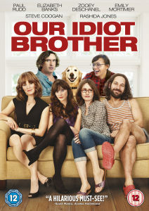 Our Idiot Brother (UK-import) (DVD)