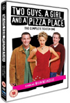 Two Guys, A Girl And A Pizza Place - Sesong 1 (UK-import) (DVD)