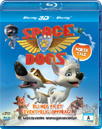 Space Dogs (Blu-ray 3D + Blu-ray)
