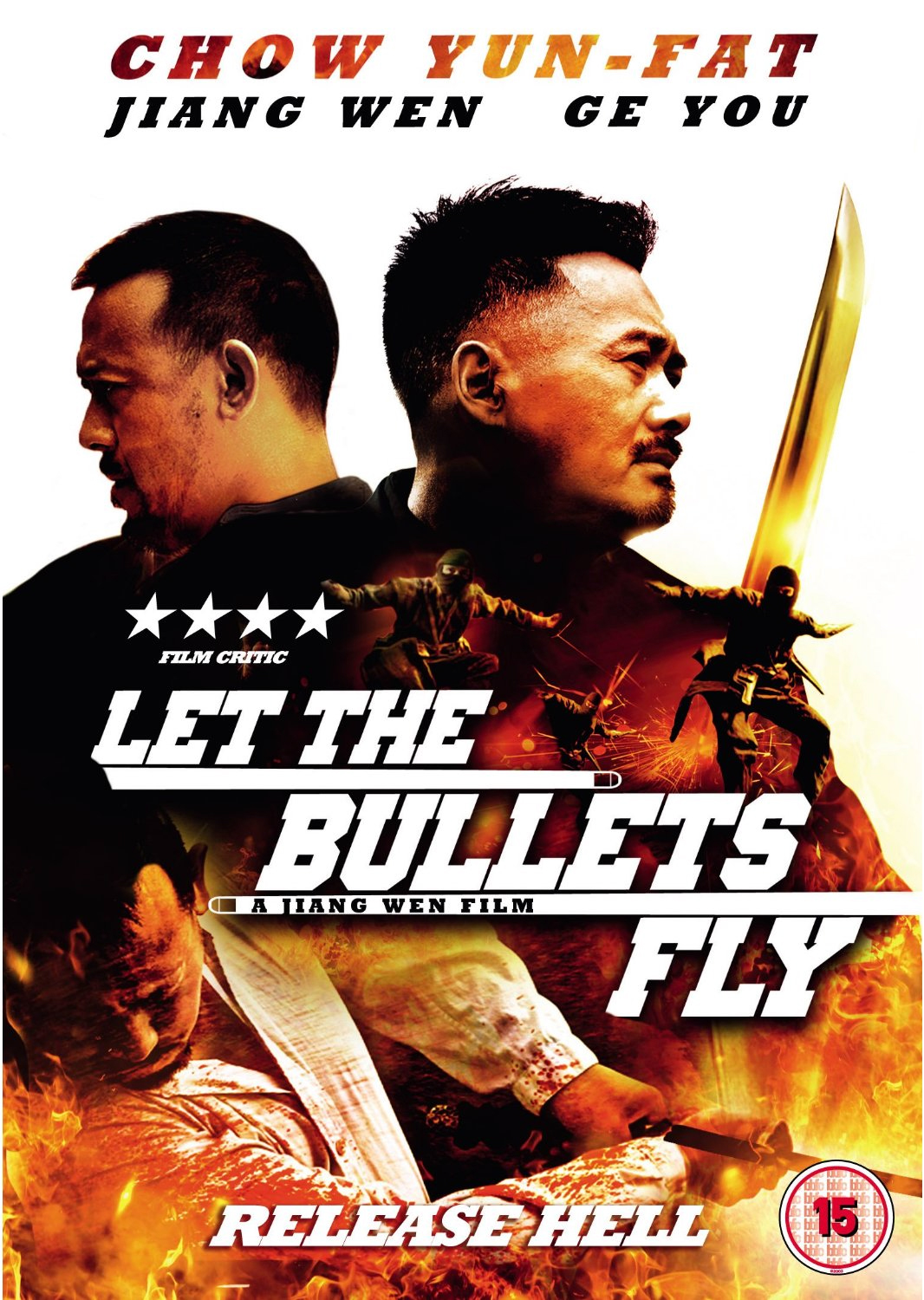 Let The Bullets Fly (UK-import)