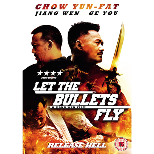 Let The Bullets Fly (UK-import) (DVD)