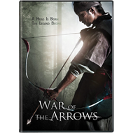 Produktbilde for War Of The Arrows (DVD - SONE 1)