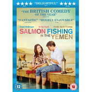 Salmon Fishing In The Yemen (UK-import) (DVD)
