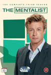 The Mentalist - Sesong 3 (DVD)
