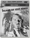 Island Of Lost Souls (UK-import) (Blu-ray + DVD)