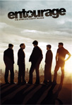Entourage - Sesong 8 (UK-import) (DVD)