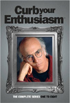 Curb Your Enthusiasm - Sesong 1 - 8 (UK-import) (DVD)