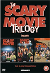 The Scary Movie Trilogy (UK-import) (DVD)