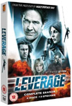 Leverage - Sesong 1 (UK-import) (DVD)