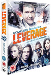 Leverage - Sesong 2 (UK-import) (DVD)