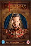 The Tudors - The Complete Series (UK-import) (DVD)