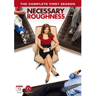 Necessary Roughness - Sesong 1 (DVD)