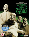 The Plague Of The Zombies (UK-import) (Blu-ray + DVD)