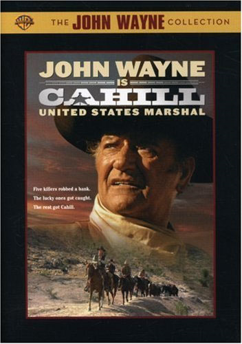 Cahill: United States Marshal (DVD - SONE 1)