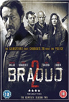 Braquo - Sesong 2 (UK-import) (DVD)