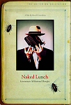 Naken Lunsj - Criterion Collection (DVD)