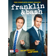 Franklin & Bash - Sesong 1 (DVD)