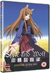 Spice And Wolf - Sesong 1 (UK-import) (DVD)