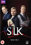 Silk - Sesong 1 & 2 (UK-import) (DVD)