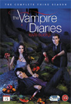 The Vampire Diaries - Sesong 3 (DVD)