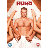 Hung - Sesong 3 (UK-import) (DVD)
