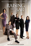 Raising The Bar - Sesong 2 (DVD - SONE 1)