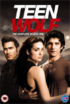 Teen Wolf - Sesong 1 (UK-import) (DVD)