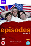 Episodes - Sesong 2 (UK-import) (DVD)