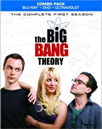Produktbilde for The Big Bang Theory - Sesong 1 (Blu-ray + DVD)