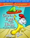 Dr. Seuss' Green Eggs & Ham and Other Stories (Blu-ray + DVD)