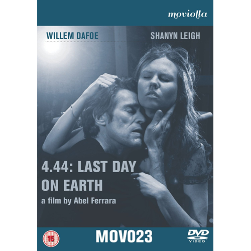 4:44 Last Day On Earth (UK-import) (DVD)