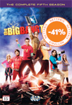 The Big Bang Theory - Sesong 5 (DVD)