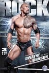 "WWE - The Epic Journey Of Dwayne ""The Rock"" Johnson (UK-import) (DVD)"