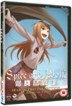 Spice And Wolf - Sesong 2 (UK-import) (DVD)