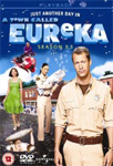Eureka - Sesong 3 Del 2 (UK-import) (DVD)